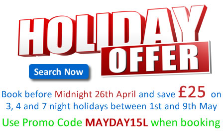 Search May Holidays