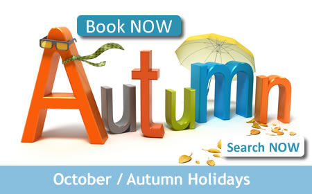 Search October Holidays